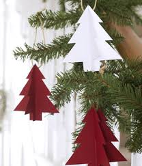 make paper tree decorations make