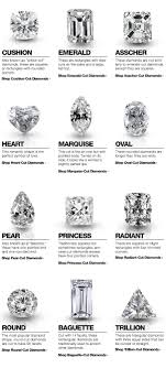buy used engagement rings how to buy a engagement ring shapes and