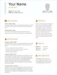 easy basic resume exle exle of a basic resume basic resume template for high