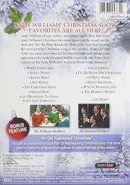 amazon com andy williams sings it u0027s the most wonderful time of