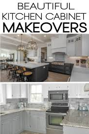 kitchen cabinet makeover ideas painted furniture ideas must see kitchen cabinet makeovers