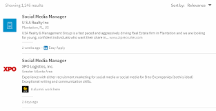 How To Write A Resume For First Job by Social Media Manager Vs Community Manager Sprout Social