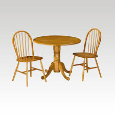 circular drop leaf table dundee small round u0027drop leaf u0027 table 2 chair set from house of