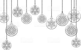 black style ornaments border stock vector