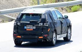 2018 chevrolet equinox 2017 opel antara b spied in spain