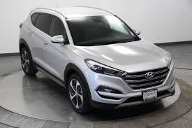 new 2017 hyundai tucson limited suv schaumburg il chicago area