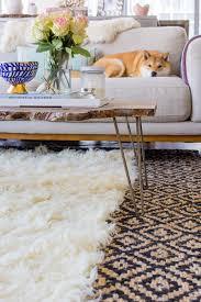 rug ideas how to layer rugs like a pro u2014 the fox u0026 she