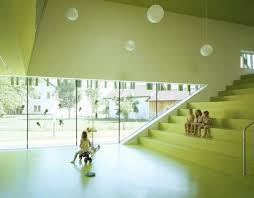 Ultra Modern Interior Design Modern Interior Design Of Kindergarten In Salzburg Founterior