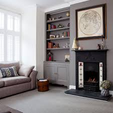 how to decorate living room walls grey living room ideas ideal home