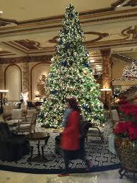 fairmont christmas tree pg u0026e currents