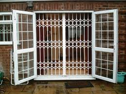 glass door security door grill other safety security ebay security gate for sliding