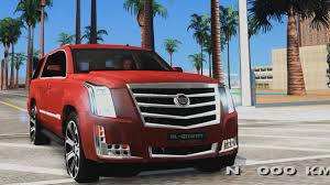 cadillac escalade 2016 cadillac escalade 2016 gta san andreas 1440p 2 7k youtube