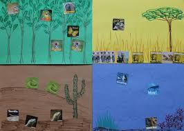 animal sticker habitats teaching every day