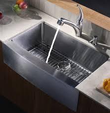 kraus farmhouse sink 33 inspiring kraus kitchen sink 33 inch farmhouse apron single bowl 16