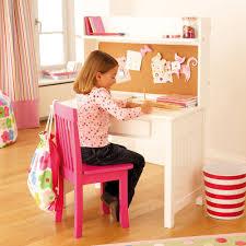 White Kids Desk With Hutch by White Memo Pinboard Desk U0026 Hutch Gltc
