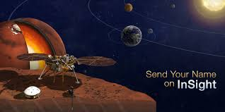 nasa is letting you send your name to mars