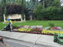 Landscaping Lawn Care by Landscaping Excavation U0026 Lawn Care Be Happy Property Services