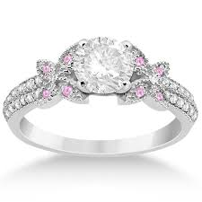 butterfly engagement rings 155 best butterfly engagement ring images on white