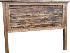 Pallet Wood Headboard Furniture Constructed Using Pallet Wood Vintage Headboards