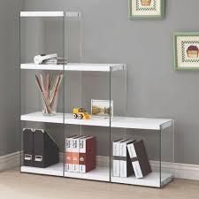 ladder bookshelf white amiphi info best shower collection