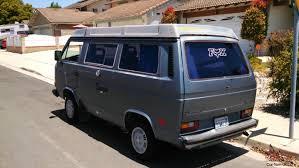 volkswagen vanagon 1987 1987 volkswagen bus vanagon gl