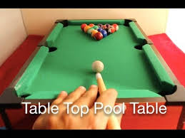 pool table top cover table top pool table youtube