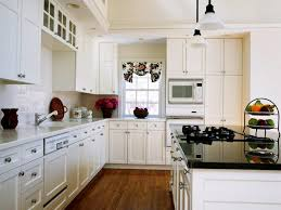 Small White Kitchen Ideas Decorating Your Your Small Home Design With Improve Ellegant Small