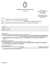 editable free blank eviction notice fill out best business forms