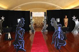 discount halloween party supplies 5 wonderful hollywood party decorations diy neabux com