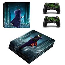 playstation 4 design aliexpress buy joker design skin sticker for sony