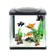 aquarium bureau led lumière de pompage écologique aquarium réservoir de poissons