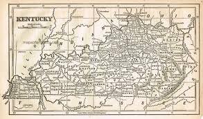 belgian shepherd kentucky kentucky sold antique maps and charts u2013 original