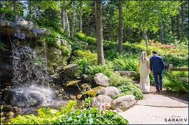 Boothbay Botanical Gardens Coastal Maine Botanical Garden Boothbay Wedding Photographer
