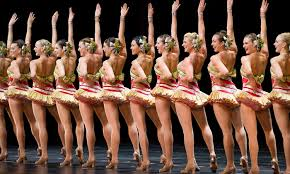 radio city rockettes spectacular starring the radio