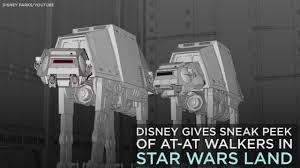 disney unveils large scale model u0027star wars u0027 themed lands for