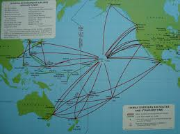 Condor Airlines Route Map by The Timetablist September 2012