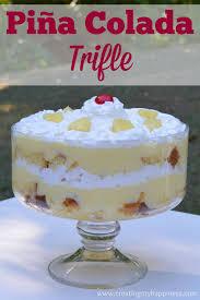 thanksgiving trifle recipes