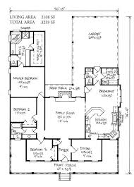 house plans with rear view 30 best floor plans images on country house plans