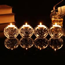 Cheap Candle Vases Aliexpress Com Buy Handblown Vintage Tealight Candle Holder