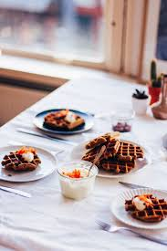 hold your waffle wednesday 27 ottolenghi carrot cake waffles