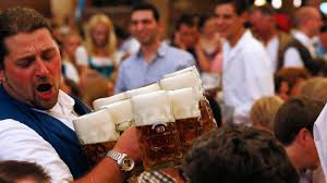 germans are drinking less beer these days but why the salt npr