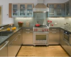 Marvelous Stainless Steel Kitchen Cabinets Stainless Steel Kitchen - Amazing stainless steel kitchen cabinet doors home