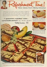215 best betty crocker images on pinterest vintage food retro