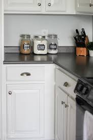 kitchen cabinet cup pulls install new cabinet pulls the easy way