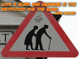 Age Love Quotes by Love And Marriage Graphic