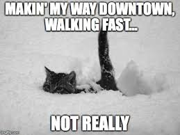 Making My Way Downtown Meme - f a k e s images imgflip