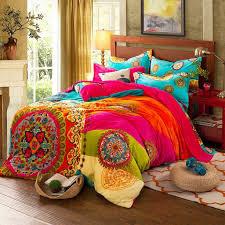 bedroom boho comforters bohemian duvet covers twin bedding photo