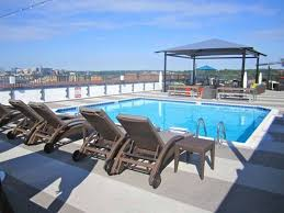 get a look at the chic embassy row hotel roof deck eater dc