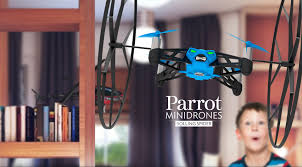 parrot minidrones rolling spider fly and roll anywhere