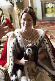 the young victoria victoria emily blunt and a king charles